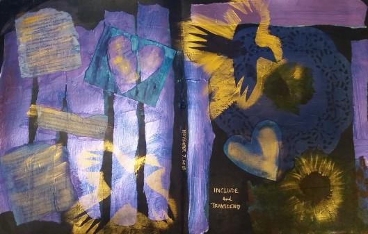 November journal cover